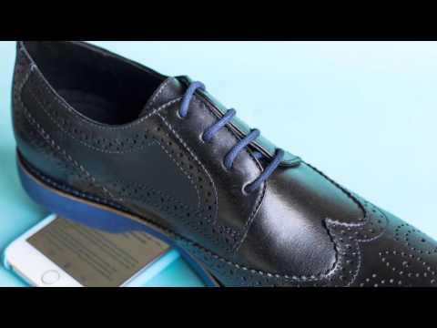 Este par de zapatos ayuda  a controlar las distracciones digitales
