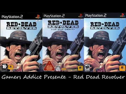 Red Dead Revolver - Découverte en vidéo