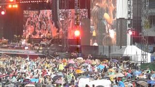 Bruce Springteen - Hungry Heart (San Sebastian Donostia) 2-6-2012