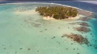 Tahaa French Polynesia  city photos : Raiatea and Tahaa Islands - French Polynesia - Scarab multiwiicopter - FPV