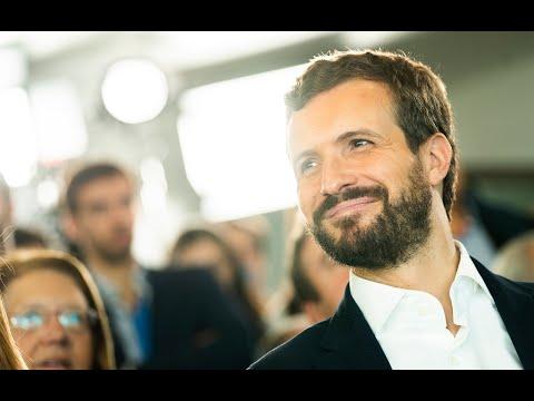 Casado hace responsable directo a Sánchez si no garantiza la seguridad en Cataluña el #10N