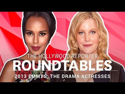 Actress - Top actresses dish on bad auditions, funny jobs and crafting their characters. Watch THR's conversation with Anna Gunn (Breaking Bad), Kerry Washington (Scan...