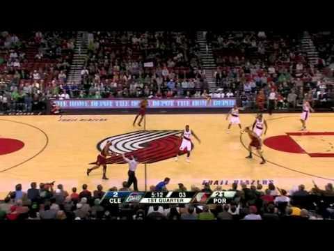 Cleveland Cavaliers 70 – Portland Trail Blazers 111