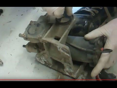 Range rover sport air suspension compressor фотография
