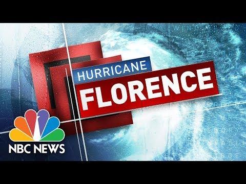 FEMA Update On Hurricane Florence   NBC News