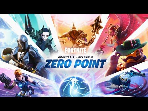Zero Point Story Trailer for Fortnite Chapter 2 - Season 5