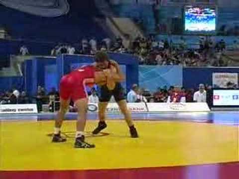 66 KG Doug Schwab vs Cordero (Puerto Rico)