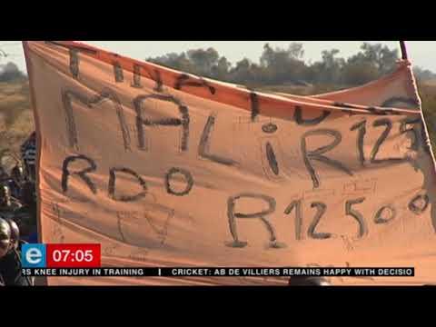 #MarikanaMassacre What justice has been done?