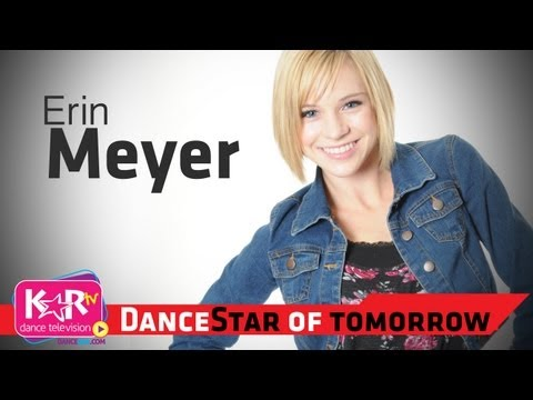 DanceStar of Tomorrow - Erin Meyer
