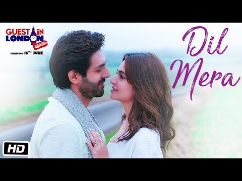 Dil Mera Song | Guest iin London | Kartik Aaryan,
