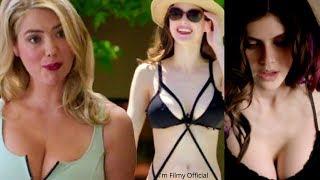 Nonton Alexandra Daddario   Kate Upton Hot Bikini Scene   The Layover   2017 Film Subtitle Indonesia Streaming Movie Download