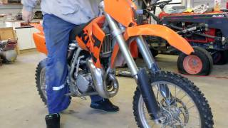1. 2004 KTM 85sx