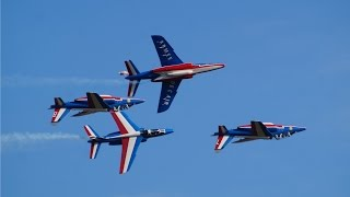 Haguenau France  city photos gallery : Meeting aérien HAGUENAU 2015 + patrouille de France