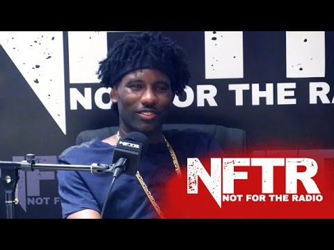 WRETCH 32 |  NFTR INTERVIEW | TALKS WILEY CLASH, MOBO SNUB, MILLION RECORDS SOLD & MORE @NFTR @Wretch32