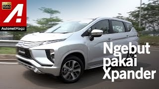 Video Mitsubishi Xpander Test Drive by AutonetMagz MP3, 3GP, MP4, WEBM, AVI, FLV Agustus 2017