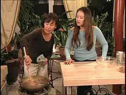 THAI FOOD Laab (Spicy Ground Beef)
