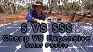 Video Cheap VS Expensive Solar Panels | 12v Touring | Project Cyan MP3, 3GP, MP4, WEBM, AVI, FLV Agustus 2019