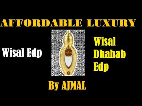 AJMAL WISAL & WISAL DHAHAB | ORIENTAL FRAGRANCE (видео)