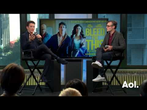 "Miles Teller Interview For ""Bleed for This"" And Film Review"