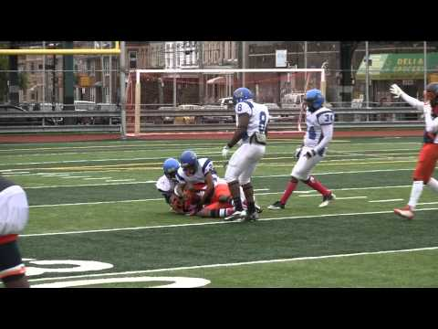 Brooklyn Bulldawgs vs Brooklyn Blue Devils (видео)