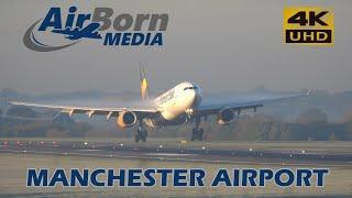 Video Manchester Airport Frosty Morning Landings! 29th October 2018 29/10/18 HD 4K Plane Spotting MP3, 3GP, MP4, WEBM, AVI, FLV Desember 2018