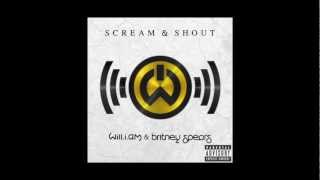 Thumbnail for will.i.am ft. Britney Spears — Scream & Shout