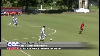 Torneo de Reserva - Fecha 17