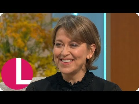 The Split's Nicola Walker Discusses Her Emotional Trip to See Co-Star Anne Reid | Lorraine