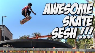 WATCH MORE VIDEOS HERE !!!https://www.youtube.com/watch?v=PkQMGfbCmDYIn today's video we skate around Long Beach Ca. with Chris Soriano & Iris Galvan. If you enjoyed the video hit that like button. Thanks Yo !!!FOLLOW US ON INSTAGRAM !!! https://www.instagram.com/nkavids/https://www.instagram.com/chrissoriano_/https://www.instagram.com/irisgalvan_/FOLLOW MY OTHER PAGES !!!https://www.facebook.com/nkalexander7https://twitter.com/nigelalexander7I've been filming skateboarding since 1995.    :]I started a Youtube Channel right when Youtube started I just thought it was the coolestthing that we could just show everyone any of our skate videos and we didn't have to sell them.Youtube is my full time job and I love it. I have worked for such companies as Nike SB, Street League, Mountain Dew, Gatorade, AT&T, Plan B Skateboards, Woodward Camps, Network A, GoPro, Primitive Skateboarding & Many more. Please subscribe if you guys like the videos. Thanks Yo.SUBSCRIBE FOR MORE VIDEO'S ?http://www.youtube.com/channel/UCusD6cPVuc9F9m3L50jCNiA?sub_confirmation=1BUY MARKISA GEAR HERE !!!http://shop.markisaco.com/#Skate #Skateboard #Skateboarding #Nka #Vids #NKAVIDS #Nigel #NigelAlexander #Thrasher #Berrics #Ride #RdeChannel