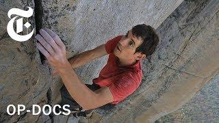 "Video What if He Falls? The Terrifying Reality Behind Filming ""Free Solo"" 