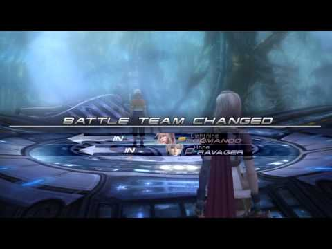 preview-Let\'s Play Final Fantasy XIII #023 - Snowy Gossip (HCBailly)