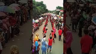 Karnaval Bersih desa kuwolu bululawang  malang rt 5 rw 2
