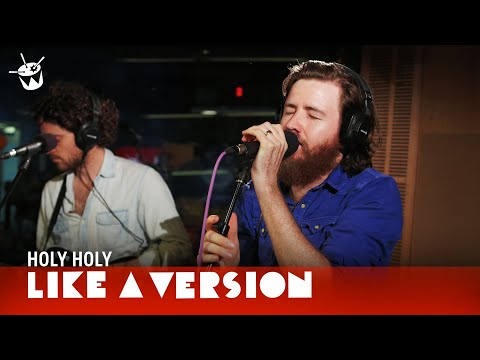 tear - Indie rockers Holy Holy soar through a divine cover of post punk anthem 'Love Will Tear Us Apart' for Like A Version. Subscribe: http://tripj.net/151BPk6 Lik...