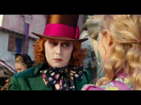 "Disney's Alice Through The Looking Glass - ""Meet Young Hatter"""