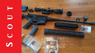 A breakdown of the items that I will be using in my custom M&P10 build. Rifle: Smith & Wesson M&P-10: http://bit.ly/2rlM72EStock: Magpul ACS-L http://amzn.to/2m1MRdNScope: Leupold Mark-AR 4-12x40 Mil Dot http://amzn.to/2muLhgsScope Mount: Nikon AR Series http://amzn.to/2m1VdCdLeupold Scope Covers: http://amzn.to/2n1lQpZHandguard: Midwest Industries SS http://bit.ly/2rlVnnnTrigger: POF Single Stage Straight http://bit.ly/2qClb18Grip: Magpul Miad 1.1 Kit http://amzn.to/2mPZ04mSUBSCRIBE https://goo.gl/hUkvRH if you like the channel!Mystery Ranch Packs!http://www.avantlink.com/click.php?tt=ml&ti=625413&pw=218037Moosejaw Camping Gear!http://www.avantlink.com/click.php?tt=ml&ti=722&pw=218037Brownells - Guns and Parts!http://www.avantlink.com/click.php?tt=ml&ti=2203&pw=2180371-800 Guns and Gear - Guns / Ammo Online!http://www.avantlink.com/click.php?tt=ml&ti=611351&pw=218037Black Ovis - Best Hunting Gear!http://www.avantlink.com/click.php?tt=ml&ti=210209&pw=218037Lifestraw Water Filterhttp://www.avantlink.com/click.php?tt=ml&ti=553427&pw=218037BattlBox Subscription!http://www.avantlink.com/click.php?tt=ml&ti=461361&pw=218037Web: http://www.scouttactical.com