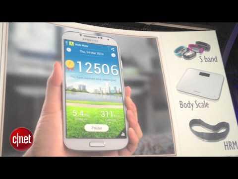 Samsung Galaxy S4 上手測試影片