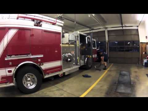 gopro: a day in the life of a firefighter!