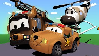 Video Spesial Hari Anak Anjing - Hella jatuh di sungai  - Patroli Mobil 🚓 🚒 truk kartun untuk anak-anak MP3, 3GP, MP4, WEBM, AVI, FLV September 2018