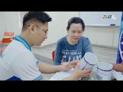 HTV9 l Nhịp Sống Kinh Doanh l New Image Việt Nam - Doanh nghiệp vì sức khỏe cộng đồng