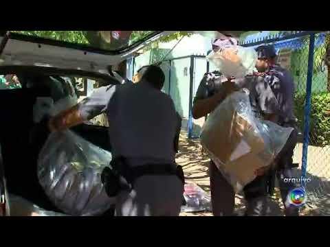 Jales - Solidariedade de Natal, Comerciante doa cestas básicas as famílias carentes e chama site A VOZ DAS CIDADES.