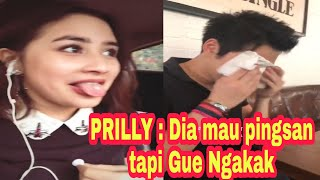 Video FULL MOMENT TerKocak TERBAPER Prilly Latuconsina dan maxime|| Pacar mau pingsan Prilly ketawa ngakak MP3, 3GP, MP4, WEBM, AVI, FLV November 2018