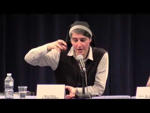Teresa Forcades: 'Teologia feminista de l'alliberament: donar a llum la Llum'