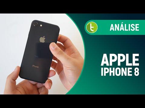 Apple iPhone 8: um iPhone 7 mais frágil e potente  Review do TudoCelular
