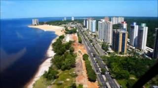 Linda cidade Manaus
