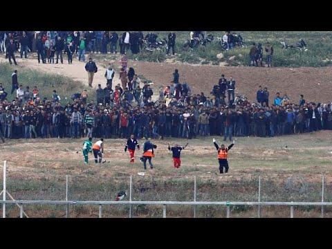 Γάζα: Νεκροί στην «Ημέρα γης»