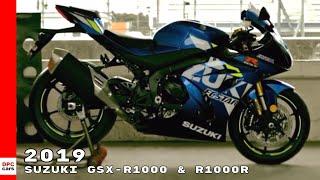 8. 2019 Suzuki GSX-R1000 and GSX R1000R Press Conference