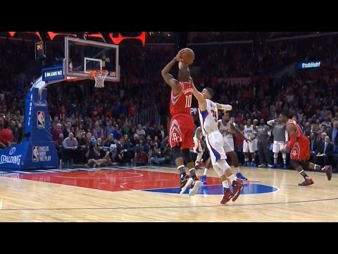 Marcus Thornton hits two threes in 7 seconds to force overtime vs. Clippers