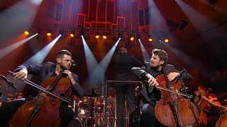 Brand new album 'Score' with the London Symphony Orchestra out NOW!iTunes - http://smarturl.it/Score2CELLOSAmazon mp3 - http://smarturl.it/Score2CELLOS-adGoogle Play - http://smarturl.it/Score2CELLOS-gpGet SCORE on CD or limited-edition Vinyl - http://store.2cellos.comhttp://www.facebook.com/2Celloshttp://www.instagram.com/2cellosofficial2CELLOS Luka Sulic and Stjepan Hauser playing Theme from Schindler's List by John Williams with the Sydney Symphony Orchestra at the Sydney Opera House.Guy Noble, conductorFilmed by Big Picture AustraliaDirected by Peter OtsAudio produced by Filip Vidovic, Luka Sulic and Stjepan HauserLighting design by Crt Birsa