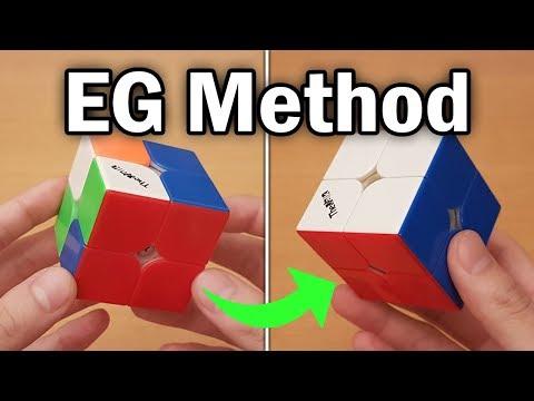 2x2 Rubik's Cube: EG Method Tutorial | How To Be Sub-3