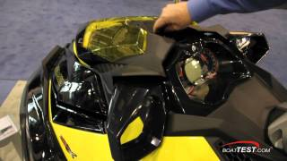 10. Seadoo RXP-X 260 Review 2012- By BoatTest.com